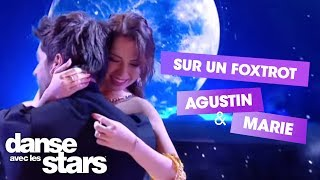 DALS S08 - Agustin Galiana et Marie Denigot pour un foxtrot sur
