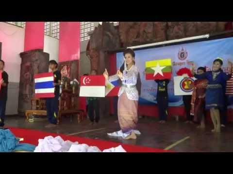 "ASEAN's solidarity ""อาเซียนรักรวมใจ"" V.2"