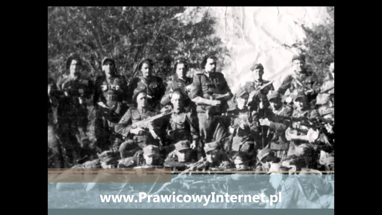 żołnierzom Wyklętym Wiersz Piotra Potępa