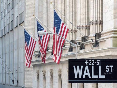 Stocks nosedive on Wall Street