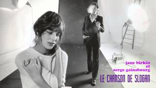 Jane Birkin et Serge Gainsbourg - Le chanson de slogan