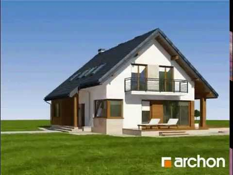 Dom W Idaredach 3 Projekty Domow Archon Archon Pl Youtube