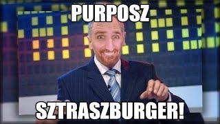 PURPOSZ SZTRASZBURGER! - TRACKMANIA 2 STADIUM #71 /w Purposz