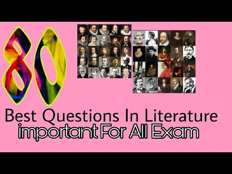 Fathers And Founders In English Literature   AKSRajveer   Literature Lovers   UGC NET ENGLISH