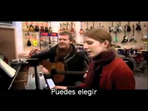 BSO Once  Falling Slowly subtítulos en castellano