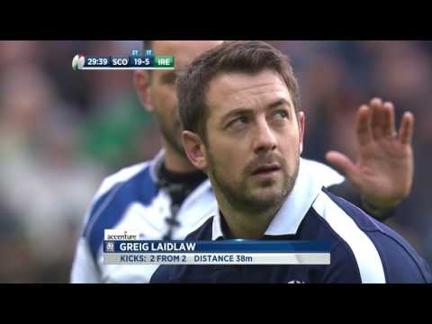 HIGHLIGHTS | Scotland 27 - 22 Ireland