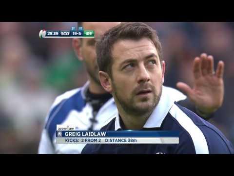 HIGHLIGHTS | Scotland v Ireland - RBS 6 Nations
