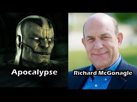 Characters and Voice Actors - X-Men Legends II: Rise of Apocalypse