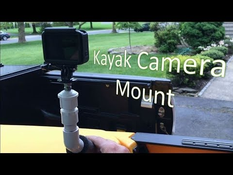 Kayak Camera Mount - DIY