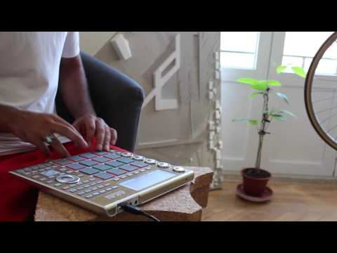 M The Beat Surgeon - Chill Session 2 (Live Act) (Akai MPC St