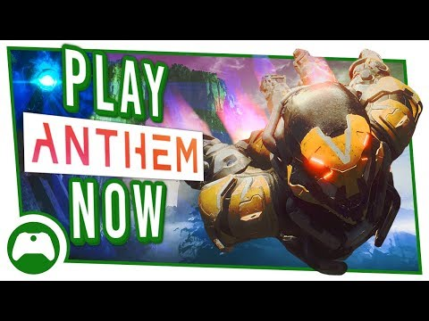 How To Play Anthem On Xbox One