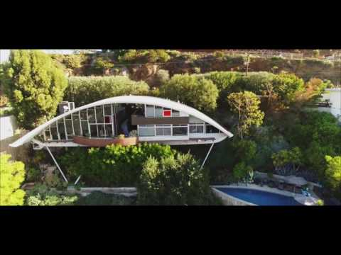 Iconic Homes: Iconic Perspectives The Garcia House By John Lautner