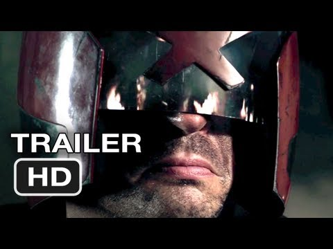 Dredd 3D Official Trailer #1 (2012) - Karl Urban Movie HD