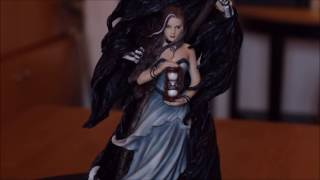Video Summon The Reaper Statue by Anne Stokes download MP3, MP4, WEBM, AVI, FLV April 2018