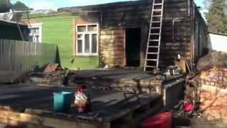 Первая съемка после пожара(, 2012-05-04T12:51:48.000Z)