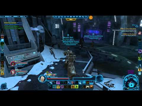 Star Wars The Old Republic - HK-51 parts (Sector-X)