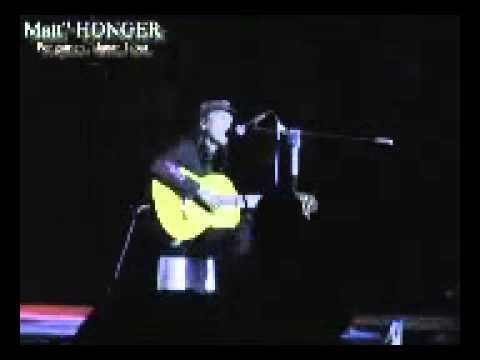Matt Hongger - Hiji Sareng Hiji (ngacapruk Live)