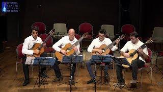 Play String Quartet No. 3 Mishima I. 1957 Award Montage (Arr. for Saxophone Quartet)