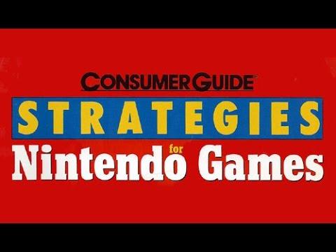 Consumer Guide - Strategies for Nintendo Games (Magazine Retrospective #23)