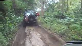 West Java Adventure Offroad 2013 TDI Galunggung