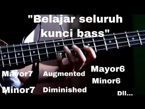 Belajar chord bass lengkap(INDONESIANBASS)