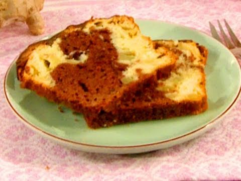 Rezept Marmorkuchen Saftig Mit Ingwer Und Apfeln Youtube