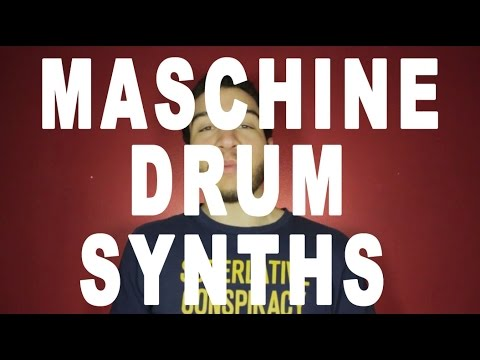 How I Use Maschine Drum Synths to Make Custom Drum Sounds