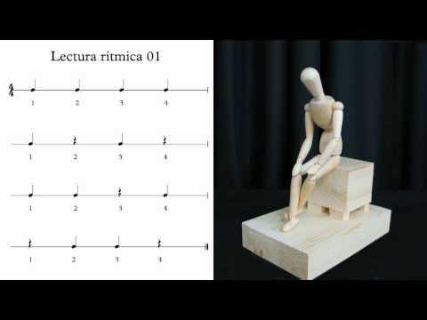 Lenguaje Musical - Educacion Rítmica 03