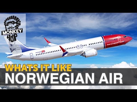 Norwegian Airlines Review - What it like to fly with