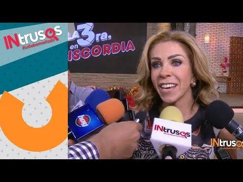 ¿Rocío Sánchez Azuara le quitó el trabajo a Laura Bozo? | INtrusos thumbnail
