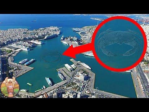 10 choses incroyables trouvées sur Google Maps