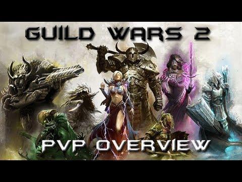 Guild Wars 2 - PvP Class Breakdown