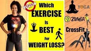 Which Exercise Is BEST For Weight Loss? (With Subtitles)