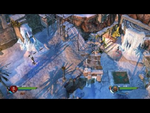 Lara Croft and the Temple of Osiris bonus |
