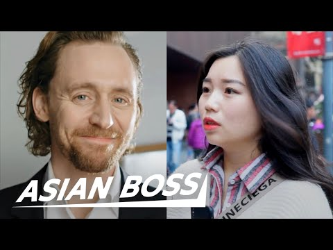 "Why Chinese Girls Love The ""Creepy"" Tom Hiddleston Ad | ASIAN BOSS"