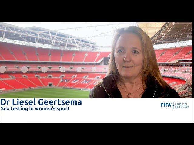 FIFA Medical Network: Dr Liesel Geertseema