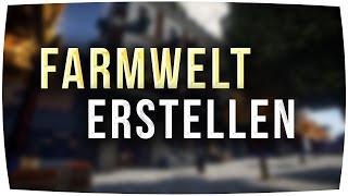 FarmWorld ► Automatische Farmwelt erstellen - Minecraft 1.8 - 1.11 [German] HD