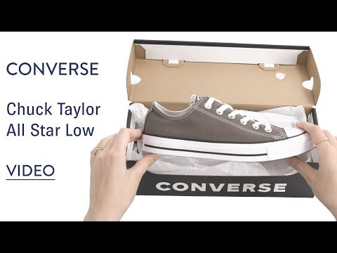 Converse Chuck Taylor All Star Low Sneaker | Shoes.com