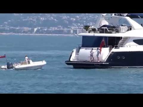 The US$ 7,500,000 Princess 95 Flybridge Yacht Hermitage II