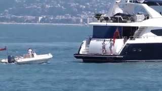 Princess 95 flybridge motor yacht Hermitage II