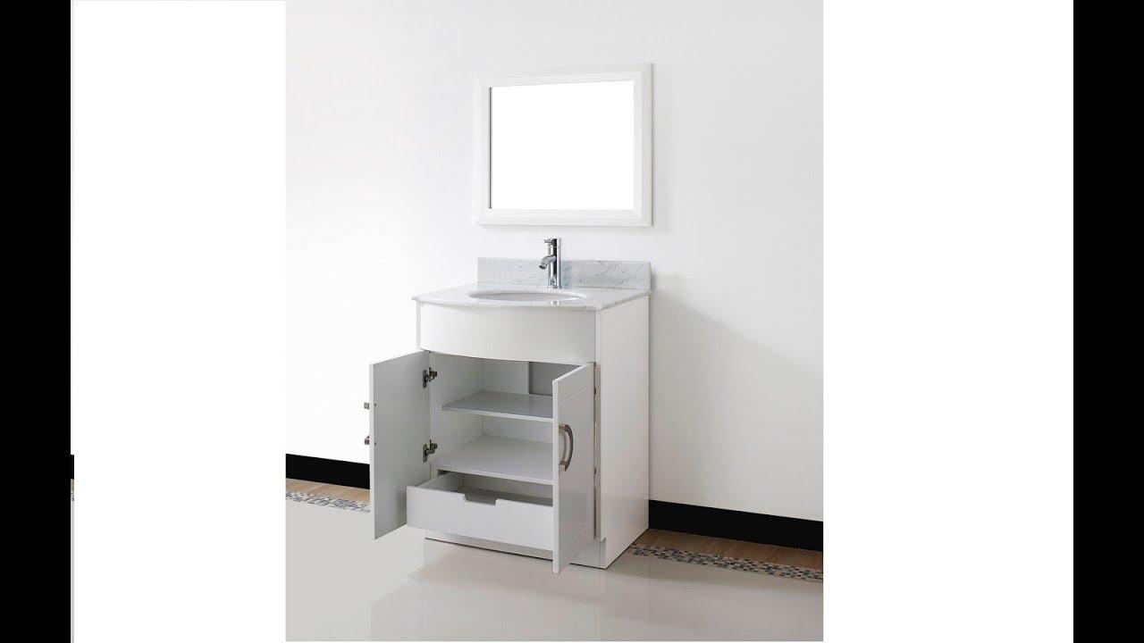 Small Bathroom Vanities And Sinks - YouTube