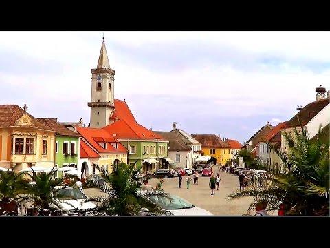 """AUSTRIA , RUST am Neusiedlersee, die historische """"Storchen - Stadt"""""""