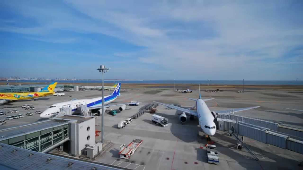 how to get from haneda airport to fukutoshin