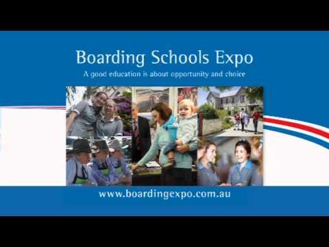 Boarding Schools Expo, Albury 2012