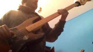Cover bass a  little less conversation