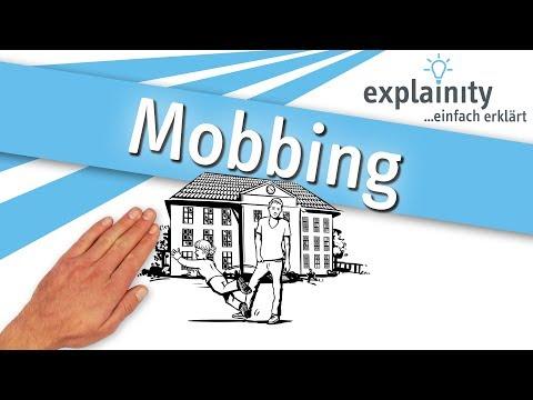 Mobbing einfach erklärt