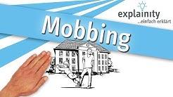 Mobbing einfach erklärt (explainity® Erklärvideo)