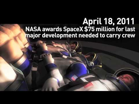 SpaceX Next   Commercial Crew
