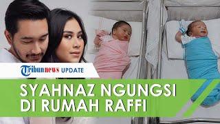 Bawa Bayi Kembarnya Mengungsi ke Rumah Raffi Ahmad, Syahnaz: Biar Banyak yang Bantuin di Sana