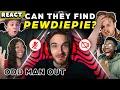 Reacting to 6 Bros vs 1 Secret PewDiePie